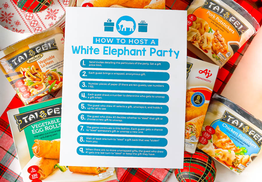 Worthey Read's White Elephant Tips 2