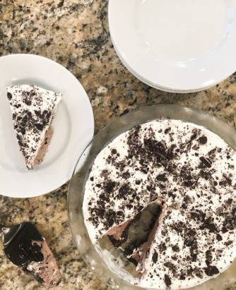 Home With Natalie Oreo Cool Whip Pie