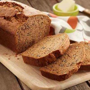 Land O Lakes Applesauce Nut Bread