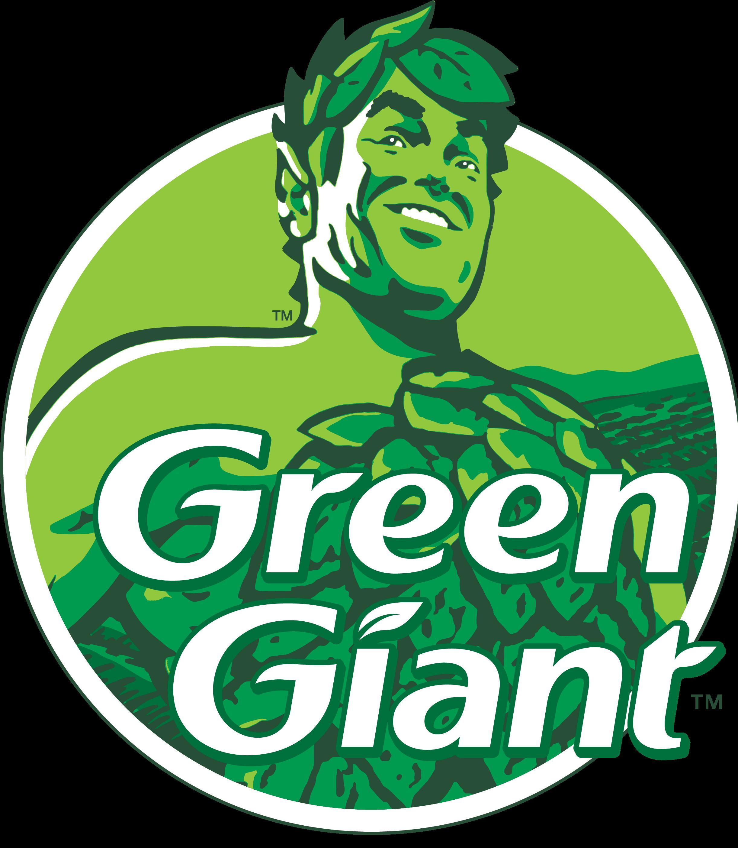 Green Giant 2021 logo