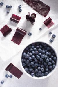 Blueberry Fruit Leather