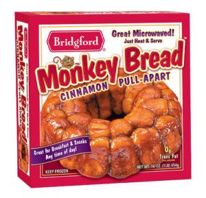 Bridgford Cinnamon Monkey Bread