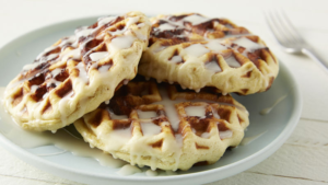 Pillsbury Cinnamon Roll Waffles
