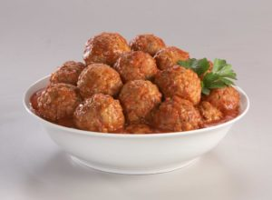 Meatballs & Sauce