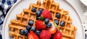 Stoneyfield Yogurt Waffles