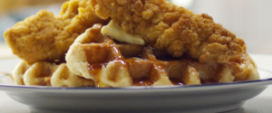 Tyson Chicken and Waffles
