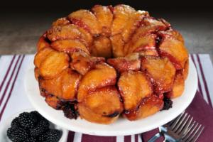 Bridgford Fresh Blackberry Monkey Bread