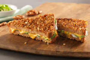 Kraft Jalapeno Grilled Cheese