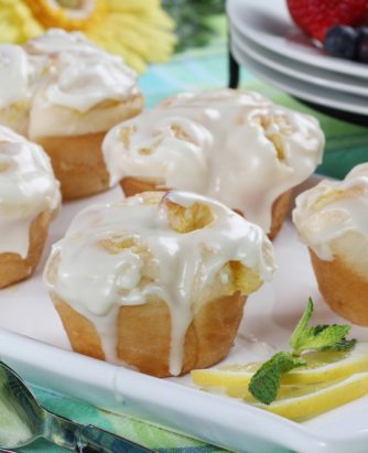 MFTK Lemon Pinwheel Rolls