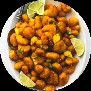 SeaPak Mango Habanero Popcorn Shrimp