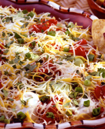 Sargento Mexican Black Bean Dip