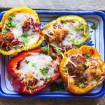 Farm Rich Meatball Stuffed Peppers