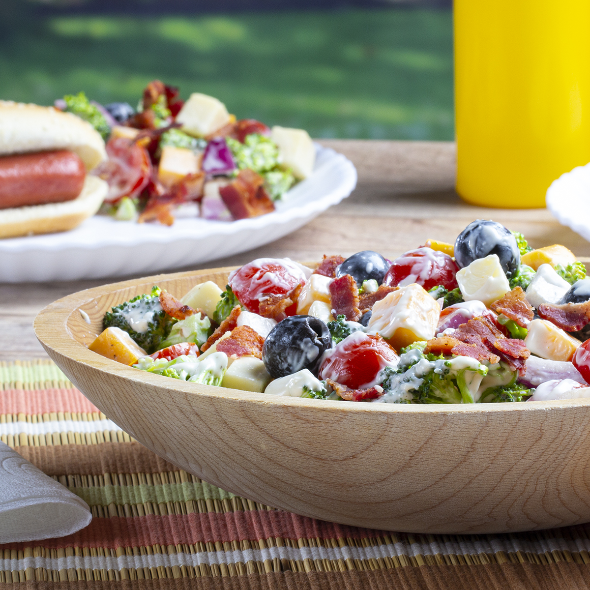MFTK Summer's Best Confetti Salad