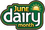 June Dairy Month Logo