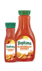 Tropicana Caribbean Sunset Juice