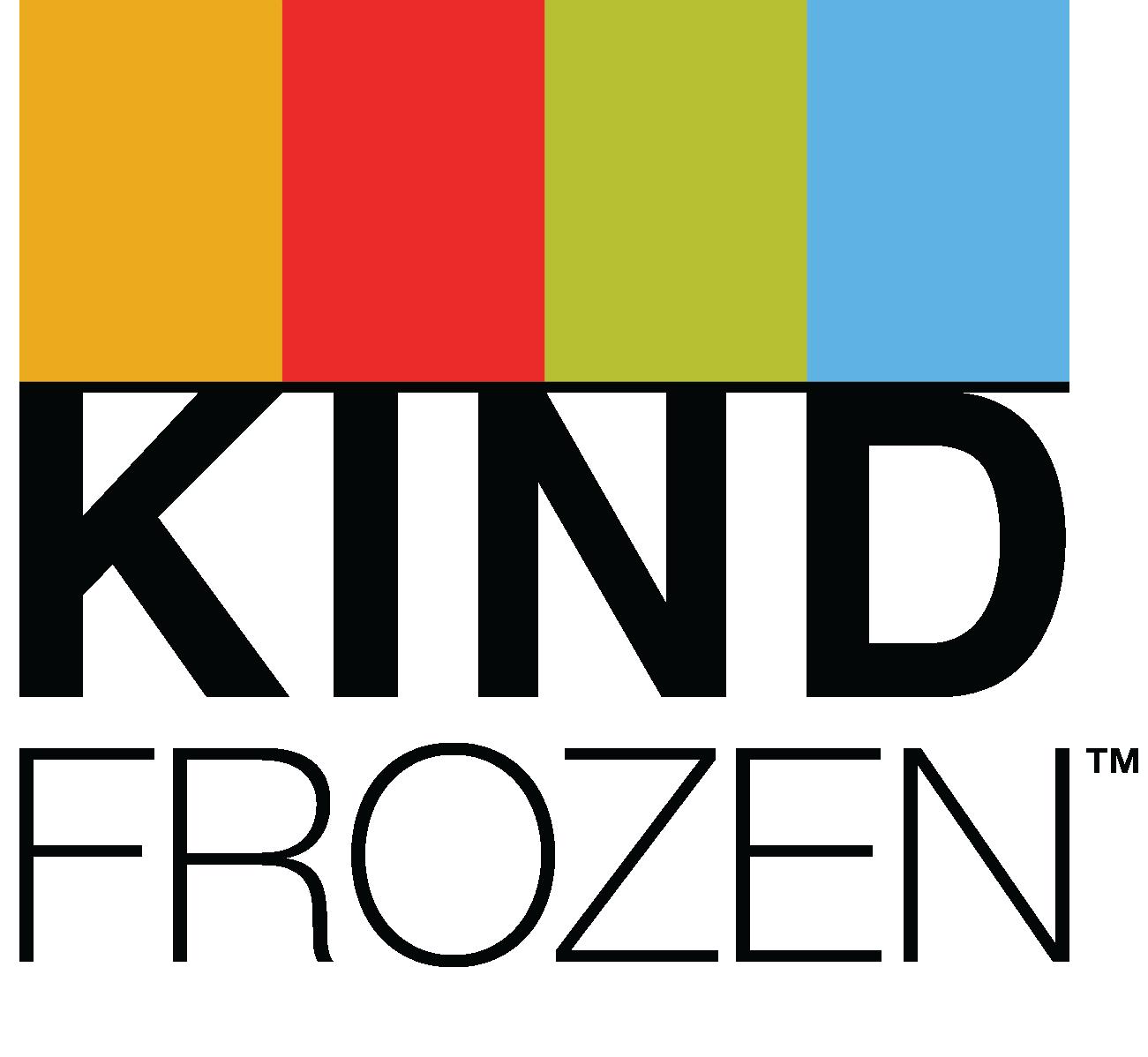 KIND Frozen logo 2021