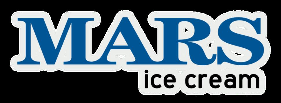 Mars Ice Cream logo