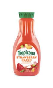 Tropicana Strawberry Peach Paradise Drink