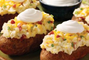 Daisy Twice Baked Potatoes