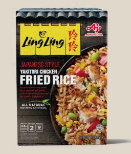 Ling Ling Yakitori Chicken Fried Rice