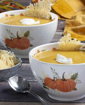 MFTK Pumpkin Patch Soup