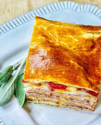 Chef Jamie Antipasto Bake