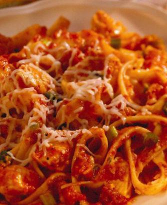 Sargento Chicken Red Pepper Pasta
